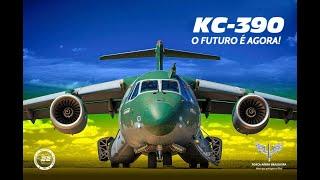 A Força Aérea Brasileira (FAB) recebeu em 4 de setembro de 2019 a maior aeronave militar desenvolvida e produzida no Hemisfério Sul. O KC-390 foi incorporado à Ala 2, em Anápolis (GO), e suas características multimissão contribuem para a FAB desempenhar sua missão de Controlar, Defender e Integrar 22 milhões de quilômetros quadrados.
