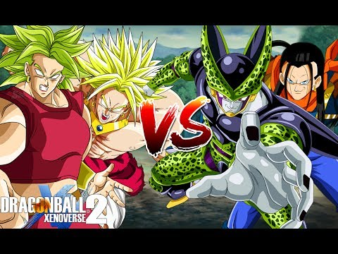 Siêu Saiyan Huyền Thoại Đối Đầu Với Các Android Mạnh Nhất - Dragon Ball Super Song Đấu