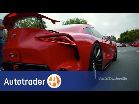 Toyota FT-1 Concept | First Look | AutoTrader