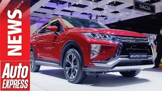 Mitsubishi Eclipse Cross SUV revealed: new crossover takes on competitive segment. Auto Express.