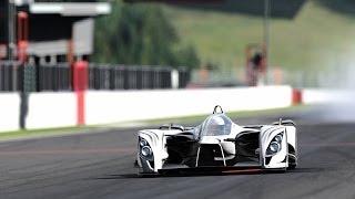 Gran Turismo 6 Sebastian Vettel X Challenge (3x Gold