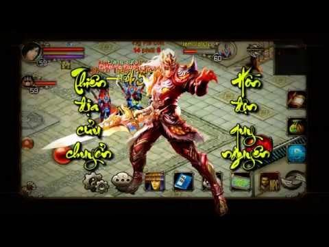 Thiên Địa Quyết - Video Giới Thiệu Game TĐQ