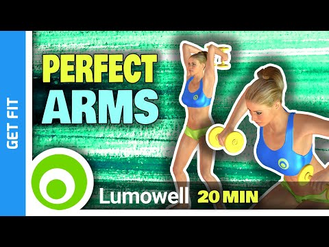 20 MINUTI ARM WORKOUT FOR WOMEN AT HOME