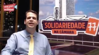 """""""Bate-papo com o Solidariedade"""" com o deputado Aureo (RJ) – 07/06"""