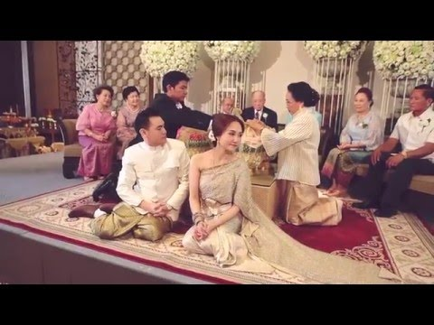 Pueng & Pong Wedding