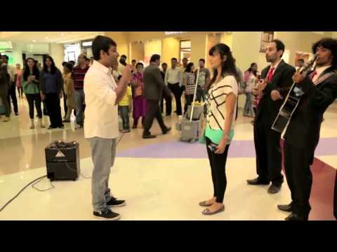 Marriage Proposal In Dubai Shopping Mall Goes Horribly Wrong