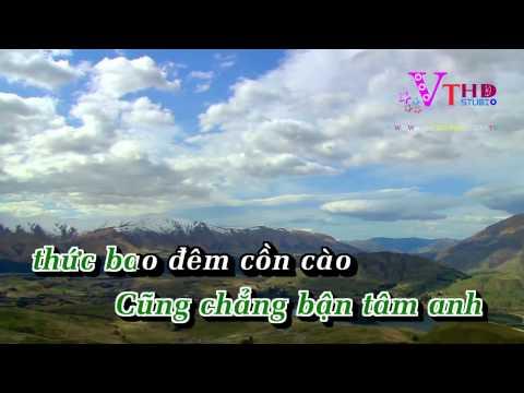[karaoke HD] Nếu Cứ Như Vậy Remix (beat gốc) - Châu Khải Phong - Văn Trường Studio