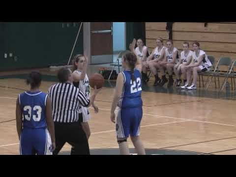 Chazy - Johnsburg Girls 2-15-13