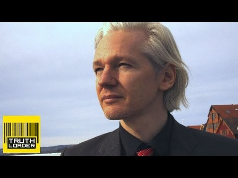 Wikileaks' Julian Assange speaks two years on - Truthloader