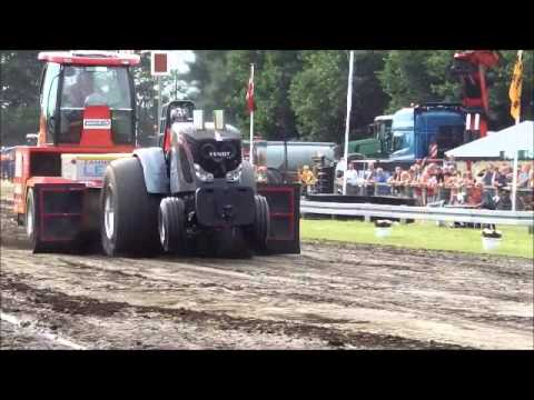 Herning Euro Cup. 3,5 t. Super Stock. 2013