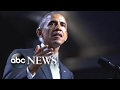 Former President Obama Speaks Out About Immigration Ban