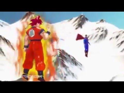 siêu bựa GOKU VS BAT MAN đại chiến