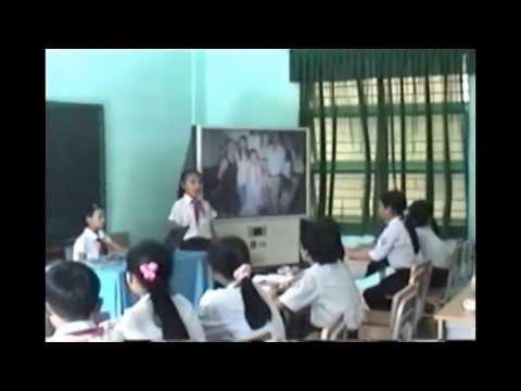 TIẾT HỌC NGỮ VĂN (theo PP mới) - Language arts lesson