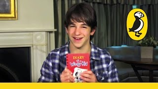 Zachary Gordon Votes For His Favourite Diary Of A Wimpy