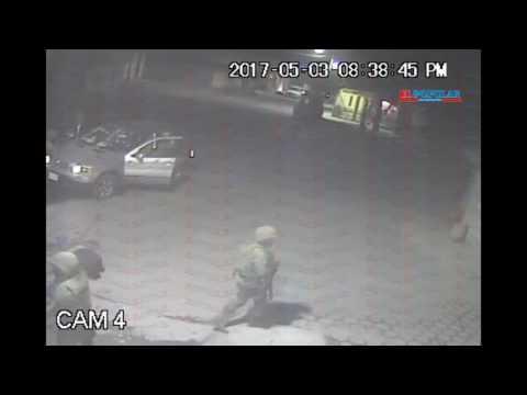 Video muestra presunta ejecución en Palmarito Tochapan