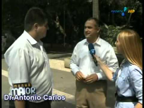 Dr. Antonio Carlos Nascimento - Manhã Maior - Gordura Abdominal