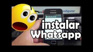Como Descargar E Instalar Whatsapp En Android Samsung