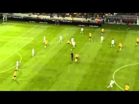 Leon Osman vs Sweden