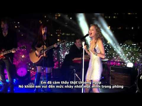 [Vietsub] NBC Thanksgiving Special: Speak Now Album Release Concert 2010 (Part 4)