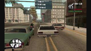 Grand Theft Auto : San Andreas How To Get Unlimited Ammo