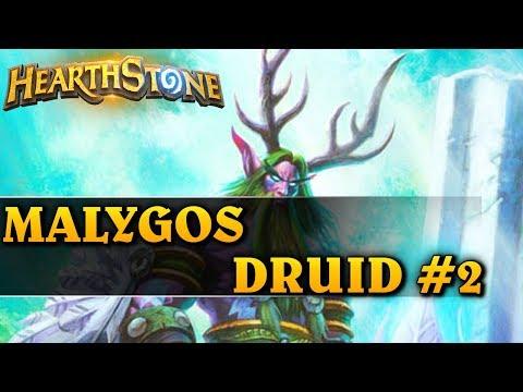 150 DMG W JEDNĄ TURĘ! - MALYGOS DRUID #2 - Hearthstone Decks wild