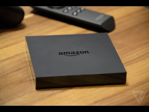 Introducing Amazon Fire TV Official Video !