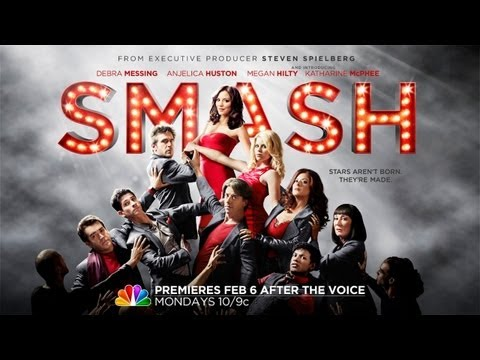 Photoshop: Theater Text Effect (SMASH)