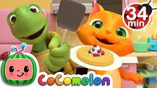 Breakfast Song   +More Nursery Rhymes - CoCoMelon