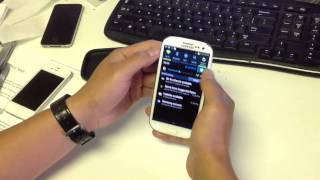 How To Put Samsung Galaxy S3 On USB Debugging Mode