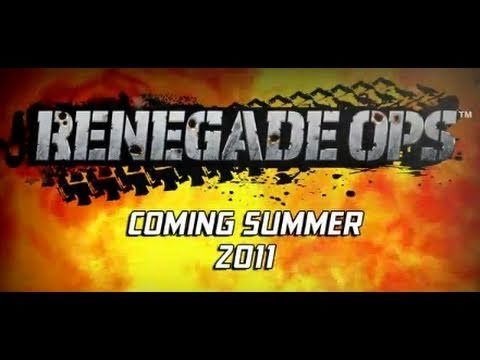Renegade Ops - Gameplay trailer [HD]