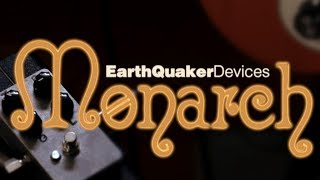 Watch the Trade Secrets Video, Build your own EarthQuaker Devices Monarch pedal kit