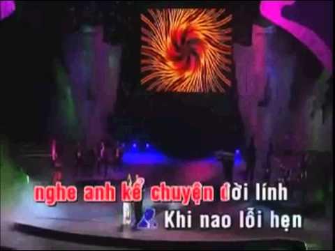 HAI TROM HOA RUNG karaoke(moi nam)giotungtang