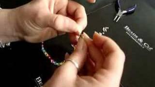 Creare Un Braccialetto Con Perline Lezione 2 Beads&Co