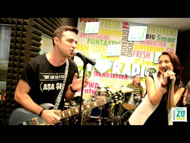Vunk si Andra - Numai la doi (Live la Radio ZU)