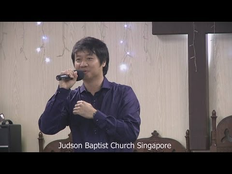Ko Myo Gyi Testimony and Praise Song JBCS Afternoon 04JAN14