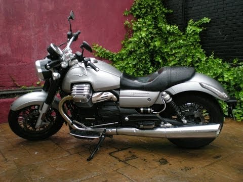 Prueba Moto Guzzi California Custom
