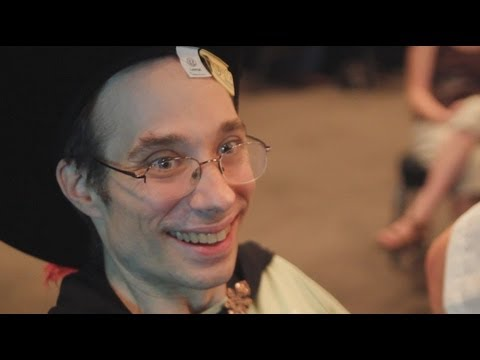 Man with ALS Syndrome Get Surprise Birthday Party