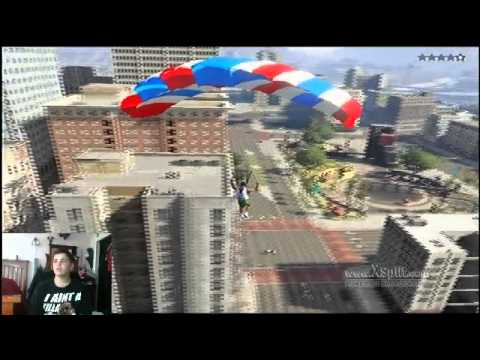 GTA V Funnny moments