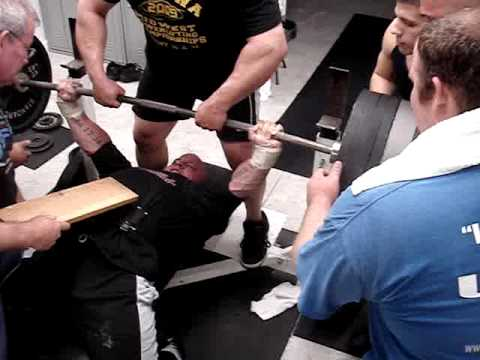 250 Lb Bench Press Record Bankdrukken Wikipedia 900 Lb