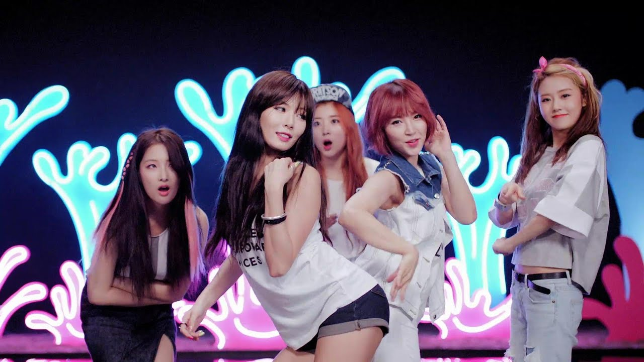 4MINUTE – Is It Poppin'?