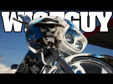 WISEGUY Harley Bagger $1000 Bikini Contest Muncie Dragway NHDRO 2012