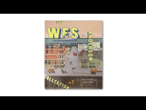 The Wes Anderson Collection Book Trailer
