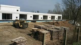 Budowa Przedszkola w Rogowie - Time Lapse