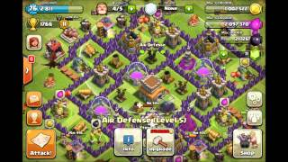 BEST Clash Of Clans Defense Town Hall 8 Trophy Base