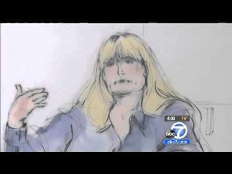 Debbie Rowe testifies, cries in Jackson trial (August 14, 2013)