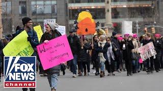 Fox News talks to Women's March attendees