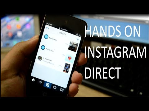 Hands - On : Instagram Direct