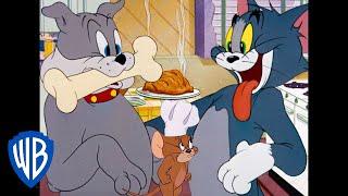 Tom a Jerry - Děkuji za jídlo