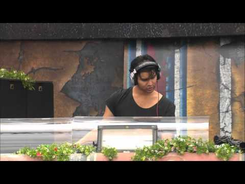 R3hab at Tomorrowland 2012