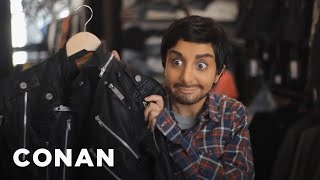 Nasim Pedrad's Impersonation of Aziz Ansari Cut from SNL